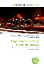 High Commission of Brunei in Ottawa