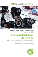 Criminal Black Man Stereotype