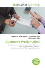 Dunmores Proclamation