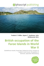British occupation of the Faroe Islands in World War II