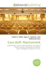 Cara duff- MacCormick