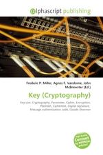Key (Cryptography)