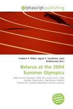 Belarus at the 2004 Summer Olympics