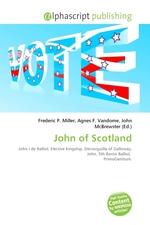 John of Scotland