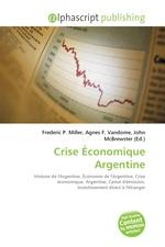 Crise ?conomique Argentine