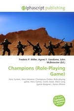 Champions (Role-Playing Game)