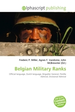Belgian Military Ranks