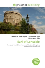 Earl of Lonsdale