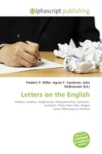 Letters on the English