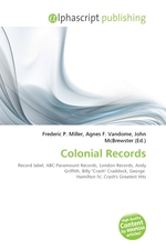 Colonial Records