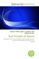 Earl Temple of Stowe