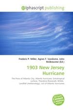 1903 New Jersey Hurricane