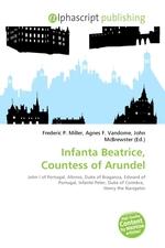 Infanta Beatrice, Countess of Arundel