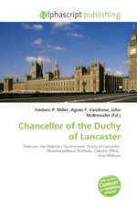 Chancellor of the Duchy of Lancaster