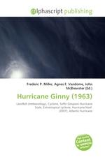 Hurricane Ginny (1963)