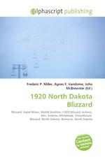 1920 North Dakota Blizzard