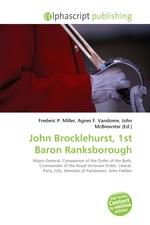 John Brocklehurst, 1st Baron Ranksborough
