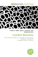 Lowther Baronets
