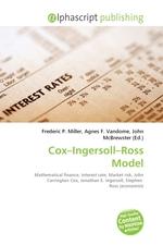 Cox–Ingersoll–Ross Model
