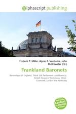 Frankland Baronets