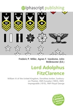 Lord Adolphus FitzClarence