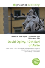 David Ogilvy, 12th Earl of Airlie