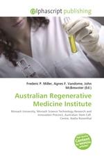 Australian Regenerative Medicine Institute