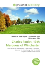 Charles Paulet, 13th Marquess of Winchester