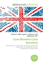 Cave-Browne-Cave Baronets