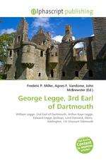 George Legge, 3rd Earl of Dartmouth