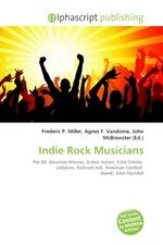 Indie Rock Musicians
