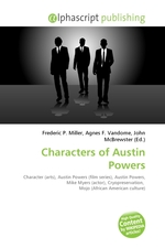 Characters of Austin Powers
