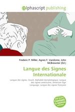 Langue des Signes Internationale
