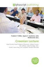 Croonian Lecture