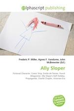 Ally Sloper