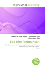 Bob Hite (announcer)