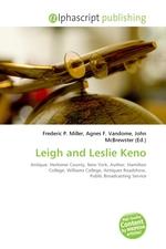 Leigh and Leslie Keno