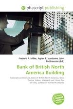 Bank of British North America Building