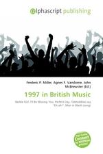 1997 in British Music