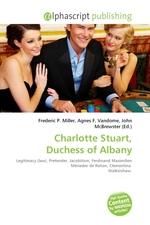 Charlotte Stuart, Duchess of Albany