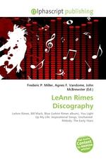 LeAnn Rimes Discography
