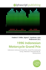 1996 Indonesian Motorcycle Grand Prix