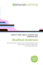 Bradford Anderson