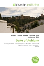 Duke of Aubigny