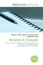 Benjamin K. Sovacool