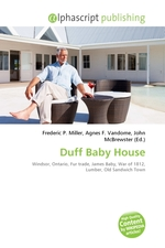 Duff Baby House