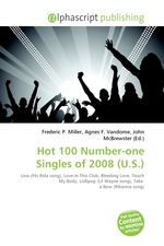 Hot 100 Number-one Singles of 2008 (U.S.)