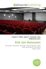Erik Jan Hanussen