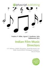 Indian Film Music Directors