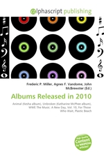 Albums Released in 2010